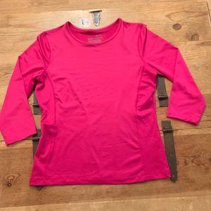 🌸 $3 SALE TEK GEAR Medium Work Out Shirt